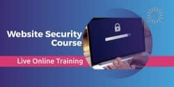 Website Security CourseExplore
